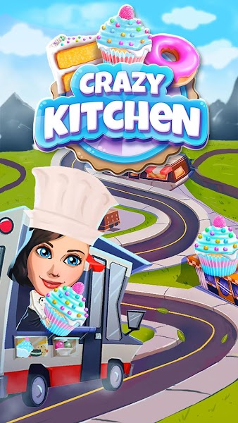 Crazy Kitchen v4.1.1 [Mod]