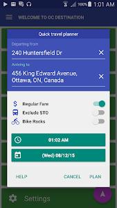 Oc Destination screenshot 3