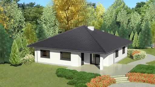 projekt Dom przy Rubinowej 3
