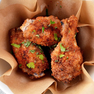Dry Spiced Chicken Wings Recipes.
