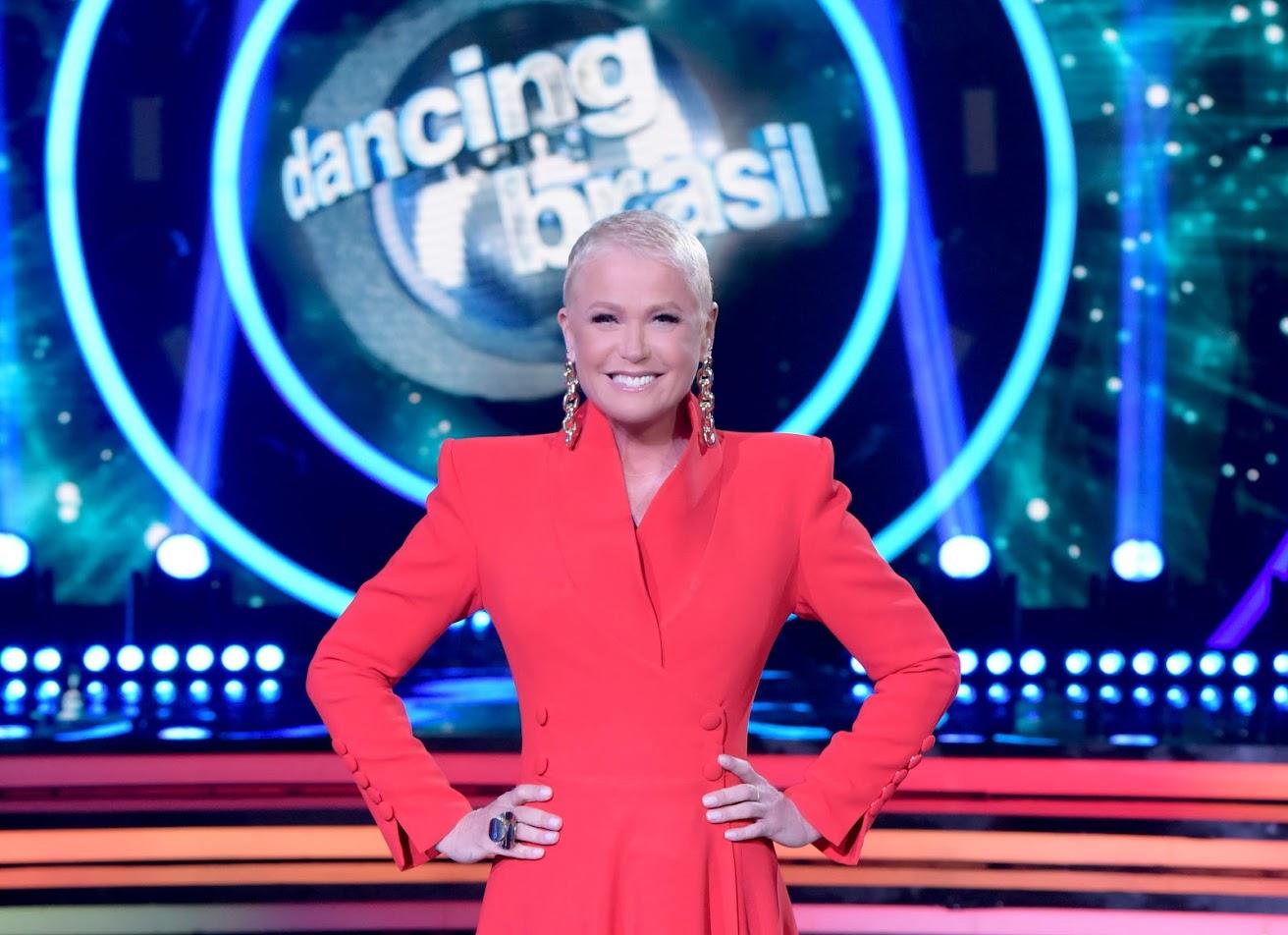 Xuxa no Dancing Brasil 5