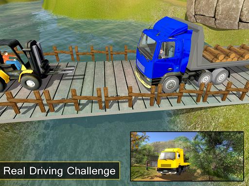 無料模拟Appのログトランスポータートラック運転手 記事Game