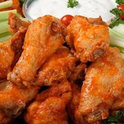 3 Pound Jumbo Chicken Wings