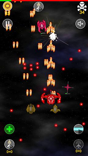 Télécharger Aircraft Warriors Arcade Shoot Em Up mod apk screenshots 6
