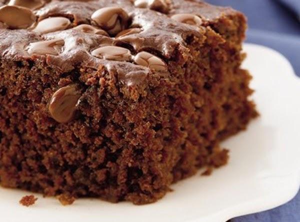 Chocolate Chip Layer Cake... Recipe