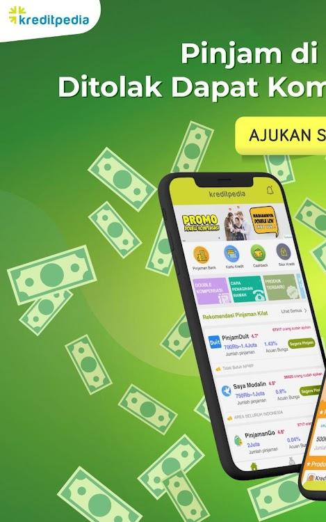 Kreditpedia Pinjaman Online Cepat Cair Dan Mudah Android