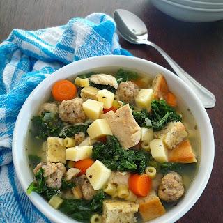 Hearty Wedding Soup – Minestra Maritata