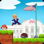 Trump World Adventure - Super Classic Games Icon