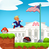 Trump World Adventure - Super Classic Games