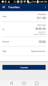 First Atlantic Mobile Banking screenshot 2