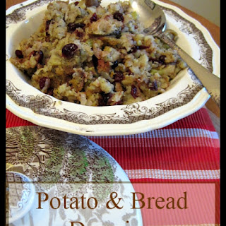 Potato & Bread Dressing