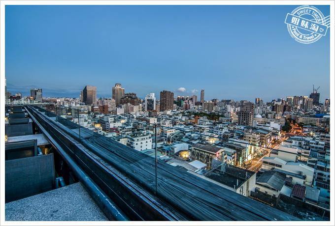 etage 15 高空餐廳夜景