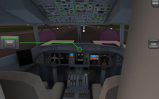 Turboprop Flight Simulator 3D  screenshots 11