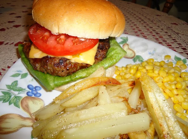My Delishous Grilled Turkey Burgers For Two Recipe