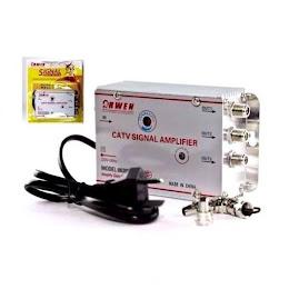 Amplificator de semnal TV OUT