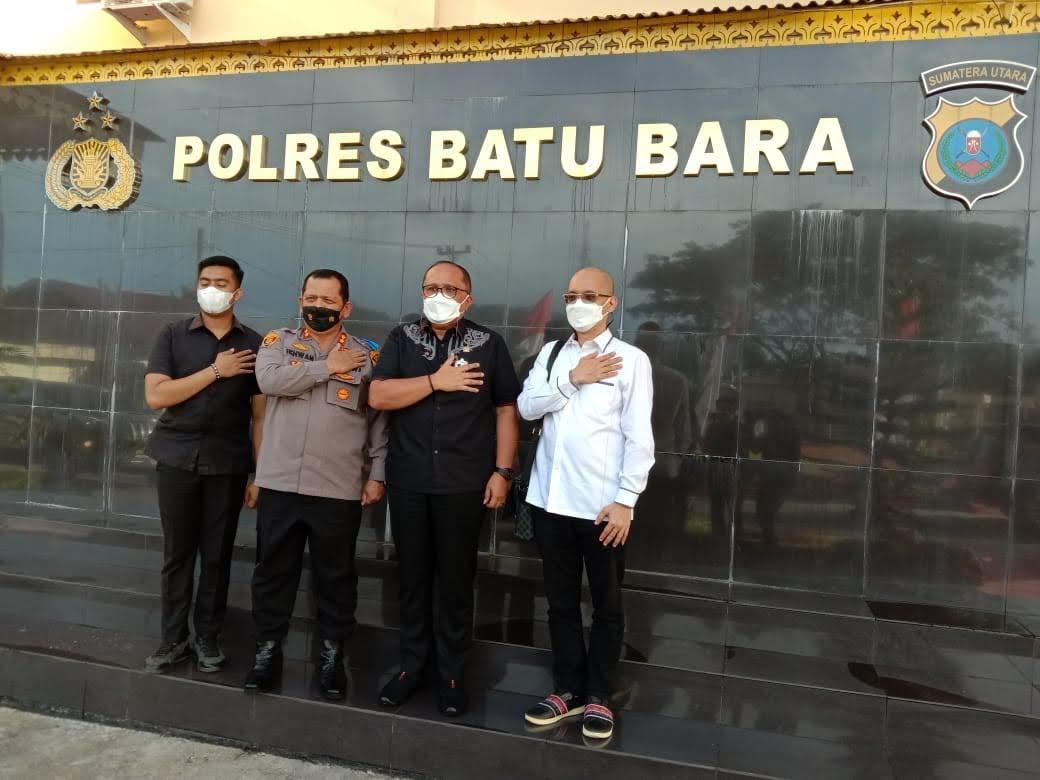 Komisi 2 DPR RI dan Polres Batu bara Akan mebasmi Para Mafia Tanah