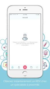 Instacare screenshot