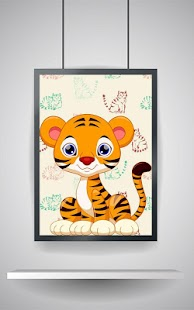 Kids Puzzle: Cartoon Cats - náhled