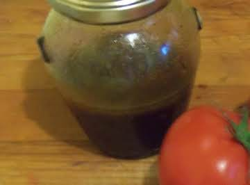 Balsamic Vinaigrette ~ Very Versatile Dressing