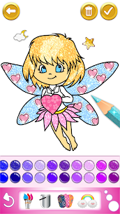 Glitter Coloring and Drawing Book for Kids 3