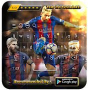New Keyboard for Lionel Messi Football