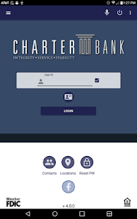 Charter Bank Mobile- screenshot thumbnail