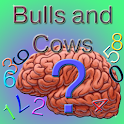 Bulls & Cows: guess the number icon
