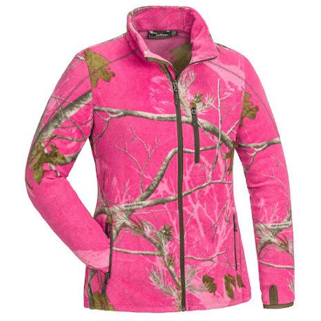 Pinewood Women's Fleece Jacket Hot Pink
