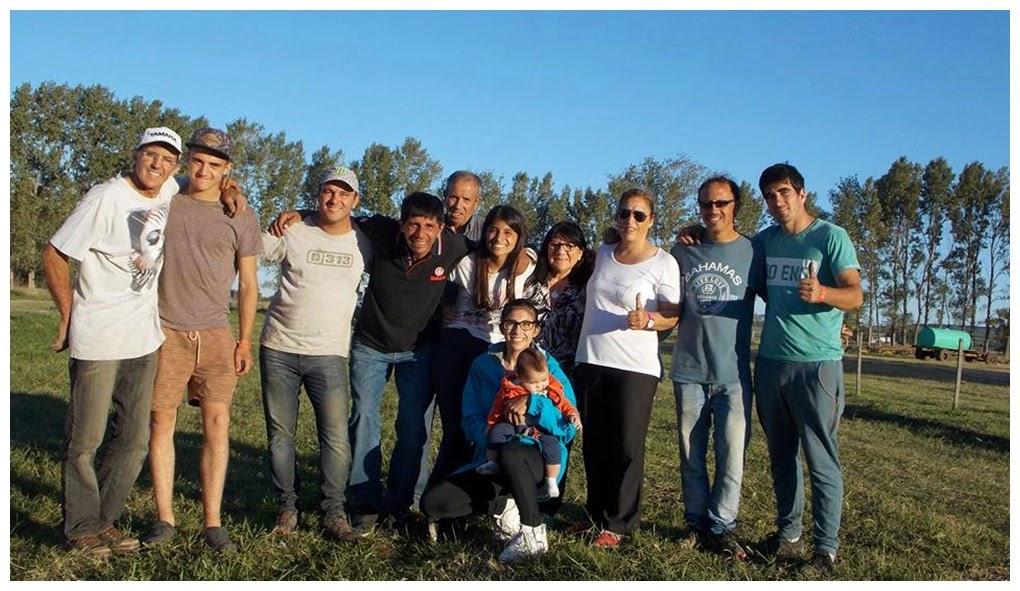 Los patagónicos dejaron su impronta en el ATV Series