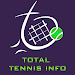 Live Tennis Scores & Updates - Total Tennis Info icon