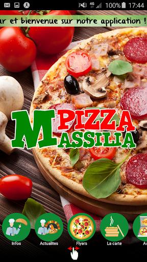 Pizza Massilia