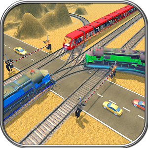 Train Simulator Uphill Driving Game 2017