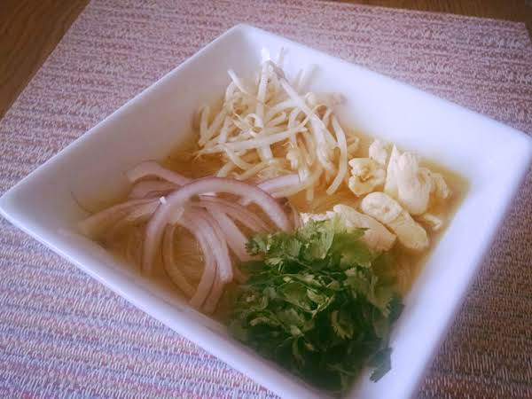 Pho Ga Vietnamese Chicken Noodle Soup Recipe