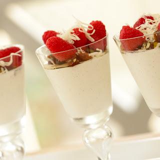 Greek Yogurt Breakfast Panna Cotta Recipe