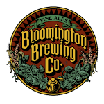Logo for Bloomington Brewing Company