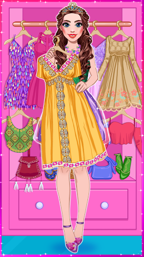 👗 Sophie Fashionista - Dress Up Game 3.0.0 screenshots 2