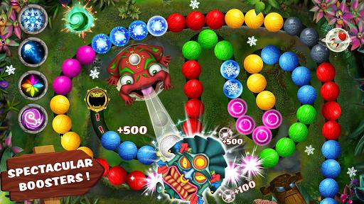 Zumbla Deluxe - Marble Game 2.22.60 screenshots 1