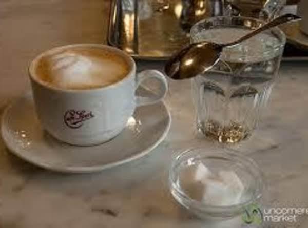Cafe Vienna Mix Recipe