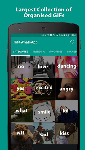 GIF for WhatsApp 2.2.1 screenshots 2