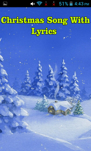 Christmas Song With Lyrics Apk Download Free for PC, smart TV