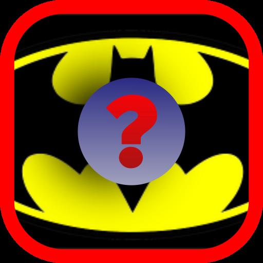 4 pics 1 superhero - Quiz