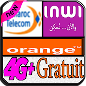 Recharge rapide 4G