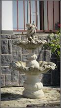 Photo: Fantana decorativa - de pe Str. Gradinilor, Nr.3 - 2016.08.19  Album: http://ana-maria-catalina.blogspot.ro/2016/08/turda-str-gradinilor-nr3-fantana.html