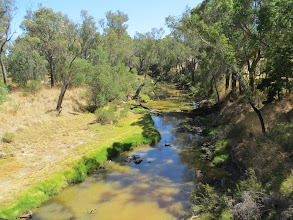 Photo: The Blackwood River in Nannup