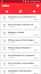 ISL, I-League, Indian Football Live Scores & News- screenshot thumbnail