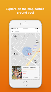 Tuurnt: Find Party Nearby, Throw Party & Earn Cash- screenshot thumbnail