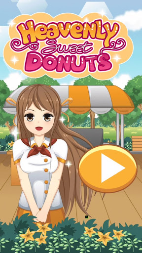 Sweet Donuts Management Game