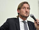 AS Roma-clubicoon Francesco Totti is bijzonder boos op de clubleiding