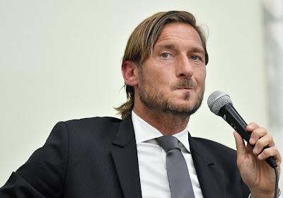 Francesco Totti endeuillé par le coronavirus