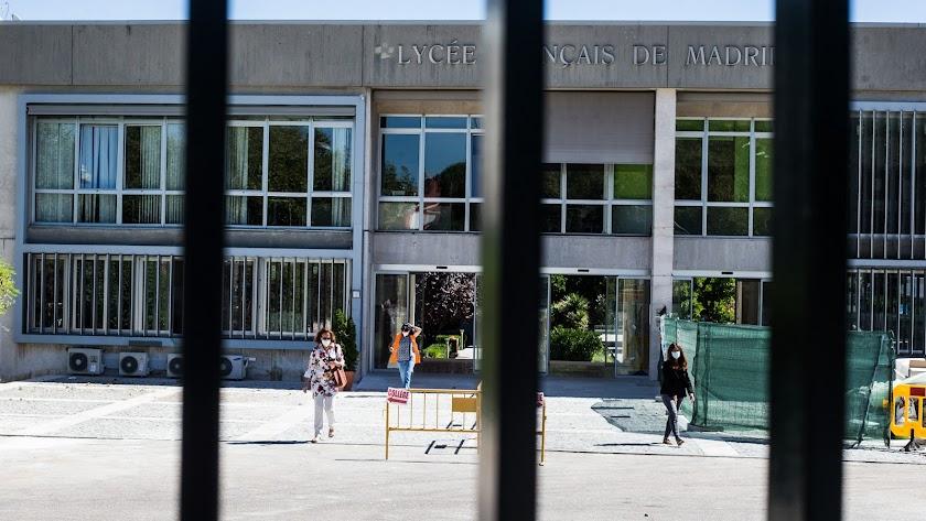 Colegio Liceo Francés de Madrid.